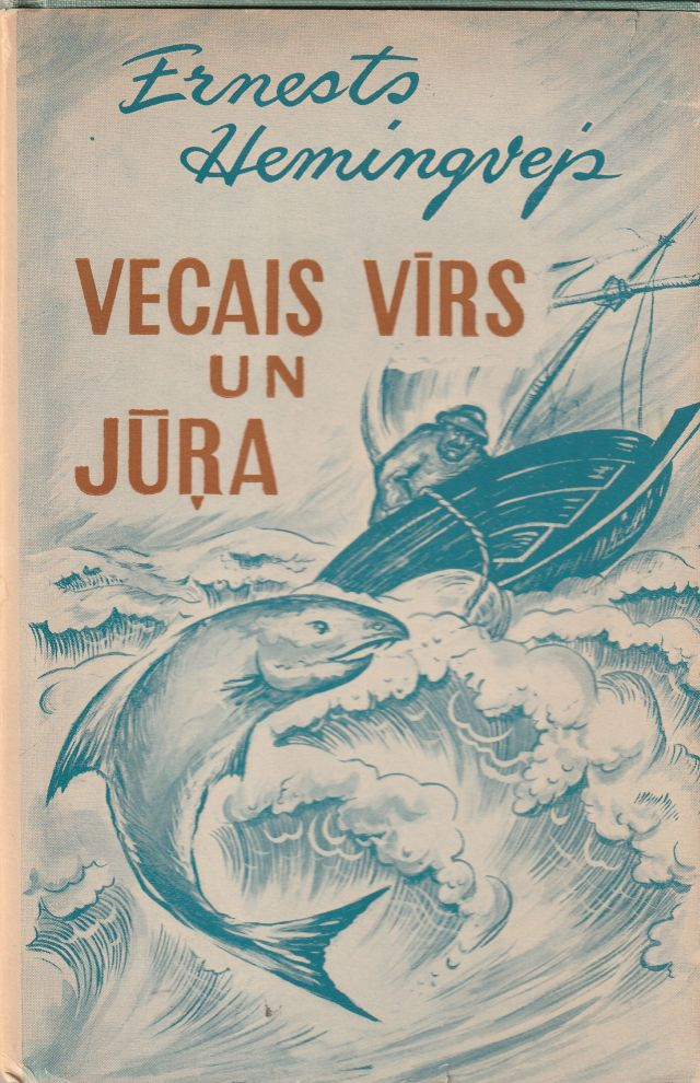Image for Vecais Virs Un Jura  ( Old Man And The Sea)