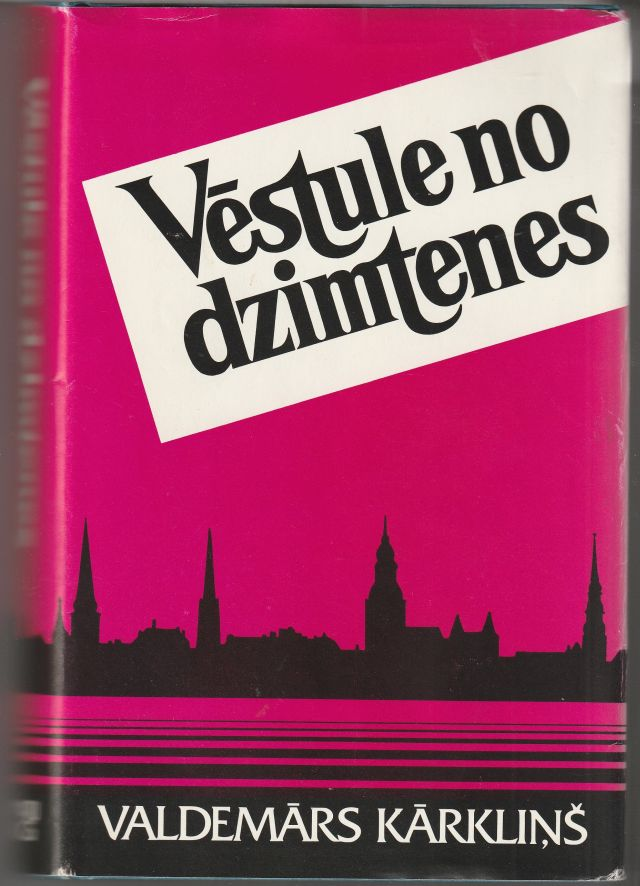 Image for Vestule No Dzimtenes
