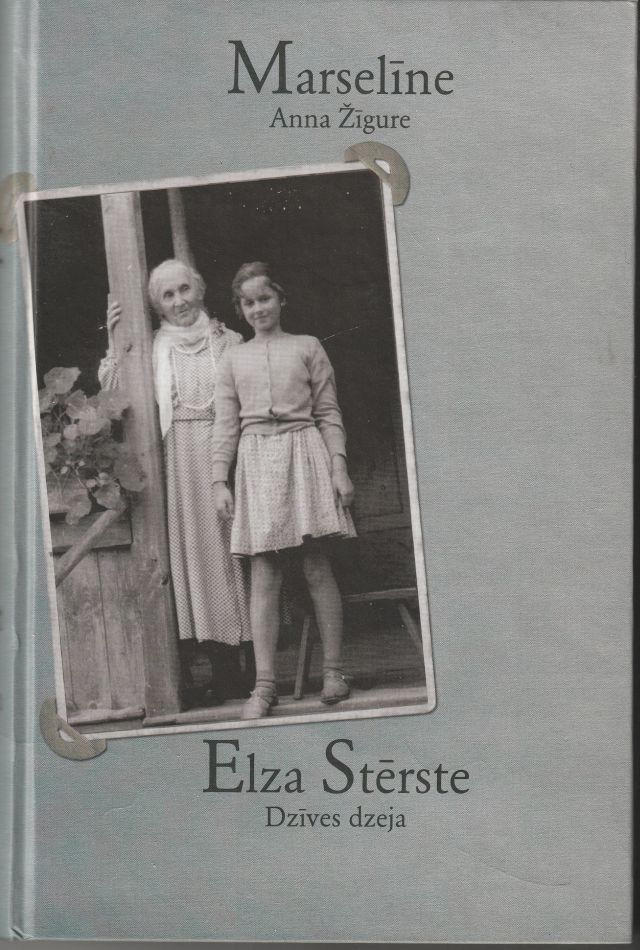 Image for Marseline  Elza Sterste  Dzives Dzeja