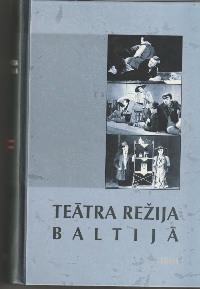 Image for Teatra Rezija Baltija