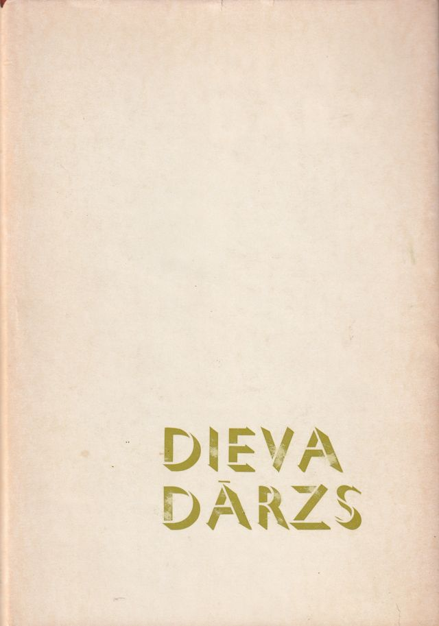 Image for Dieva Darzs