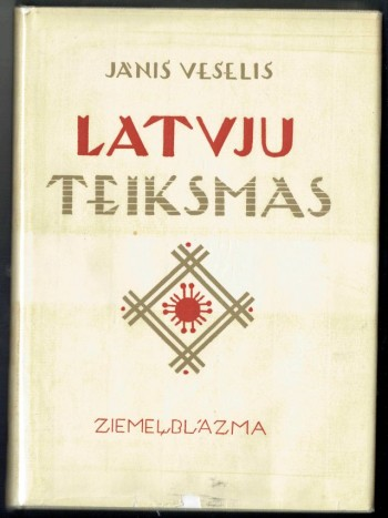 Image for Latvju Teiksmas