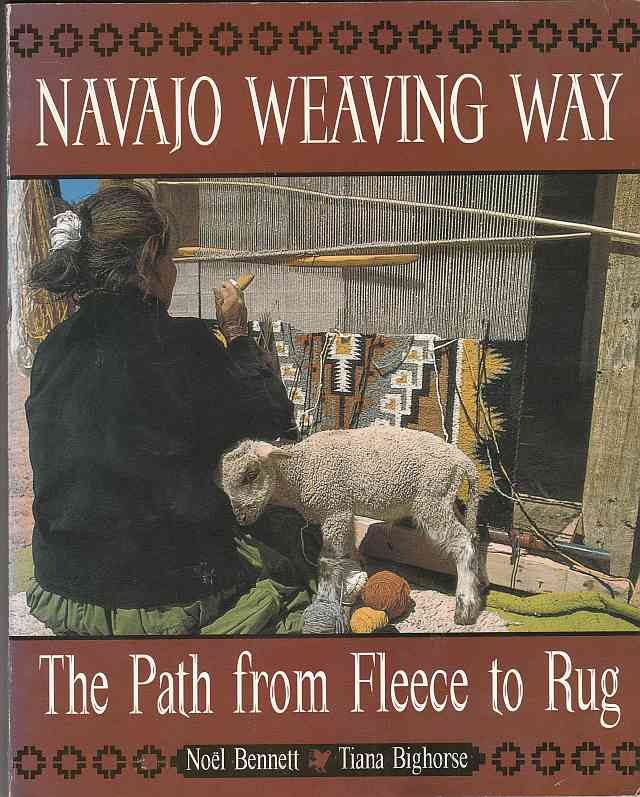 Image for Navajo Weaving Way