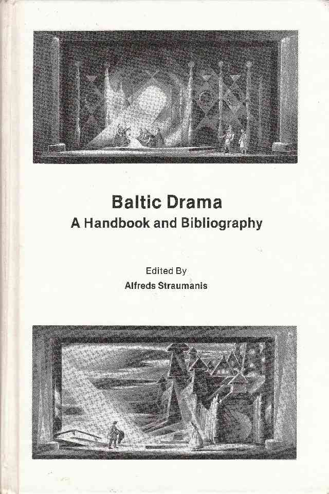 Image for Baltic Drama    A Handbook and Bibliography
