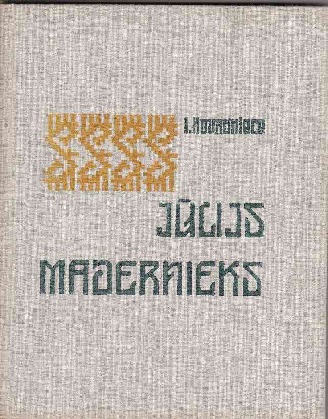 Image for Julijs Madernieks