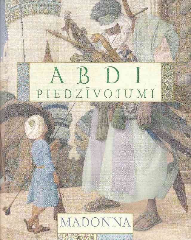 Image for Abdi Piedzivojumi  (The Adventures of Abdi)