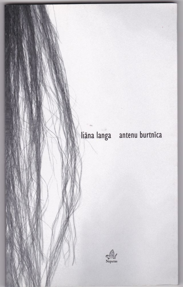 Image for Antenu Burtnica