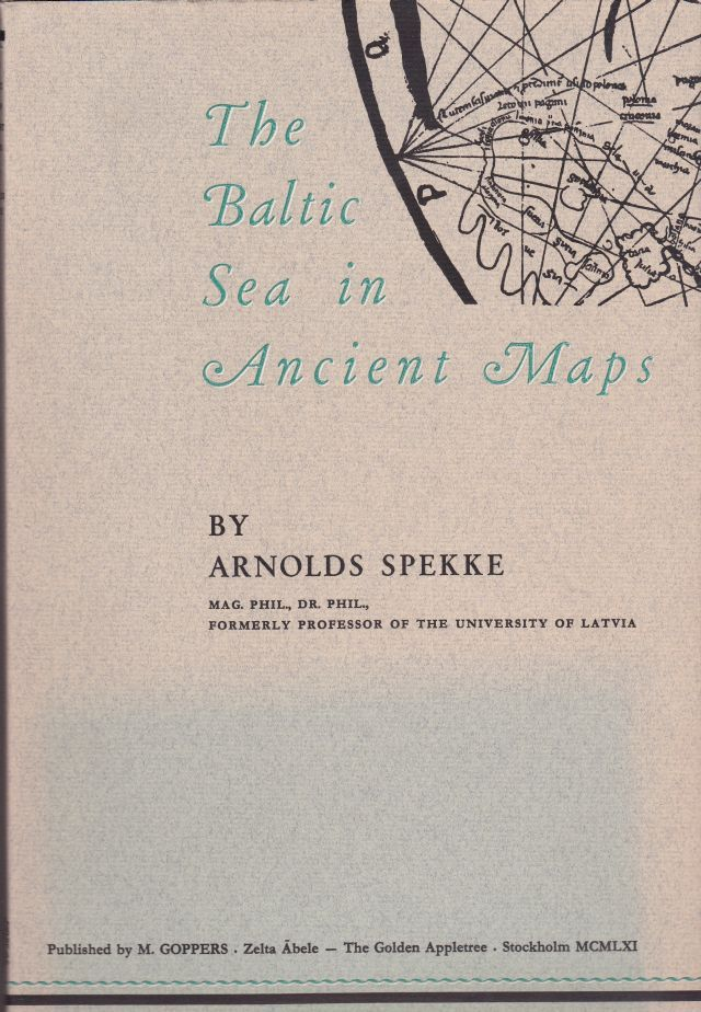 Image for The Baltic Sea in Ancient Maps
