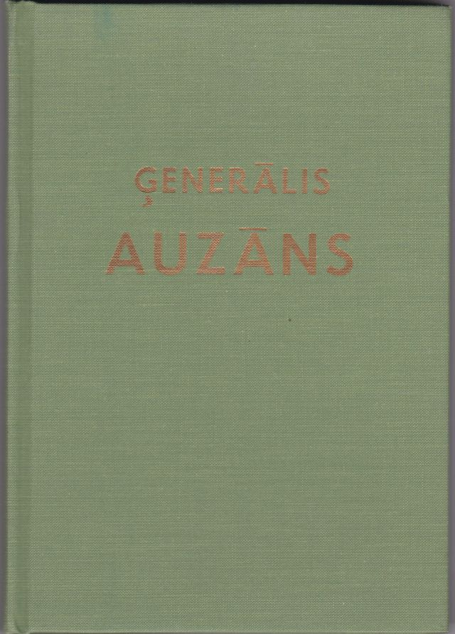Image for Generalis Auzans  Iss Dzives Stasts