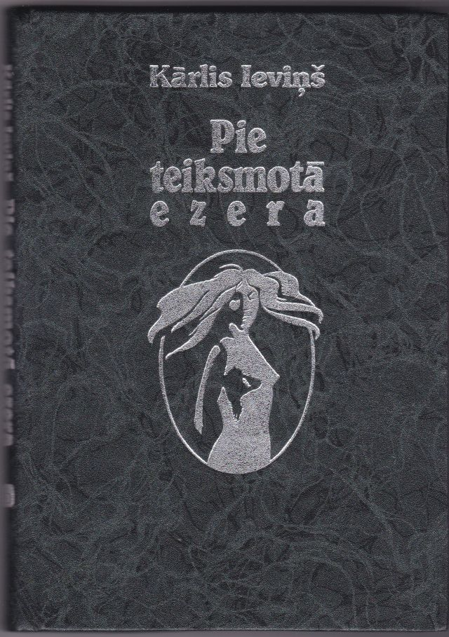 Image for Pie Teiksmota Ezera    Romans