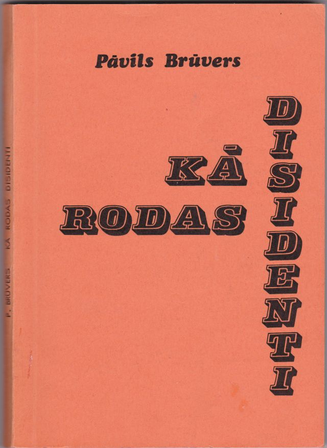 Image for Ka Rodas Disidenti