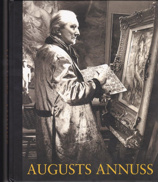 Image for Augusts Annuss 1893 -1984