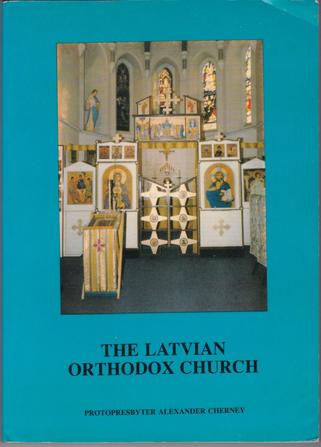 Image for The Latvian Orthodox Church