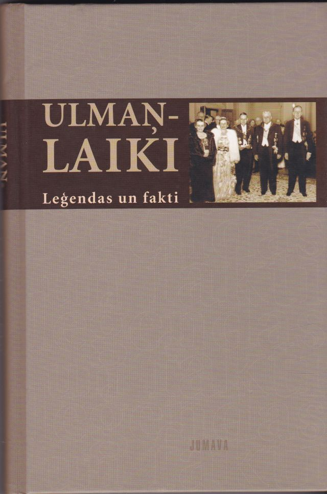 Image for Ulmanlaiki Legendas Un Fakti