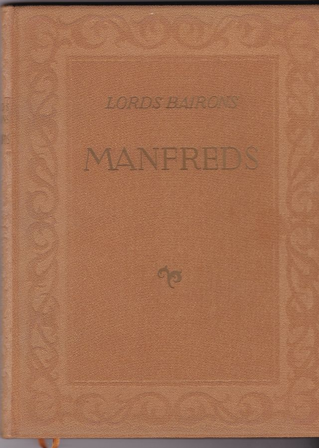 Image for Manfreds  (Manfred)