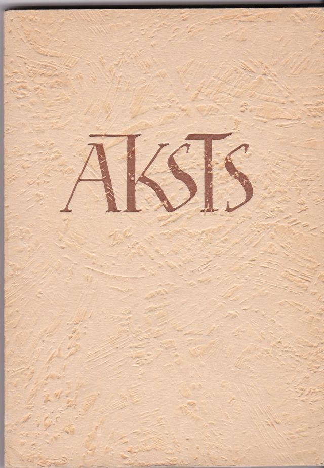 Image for Aksts
