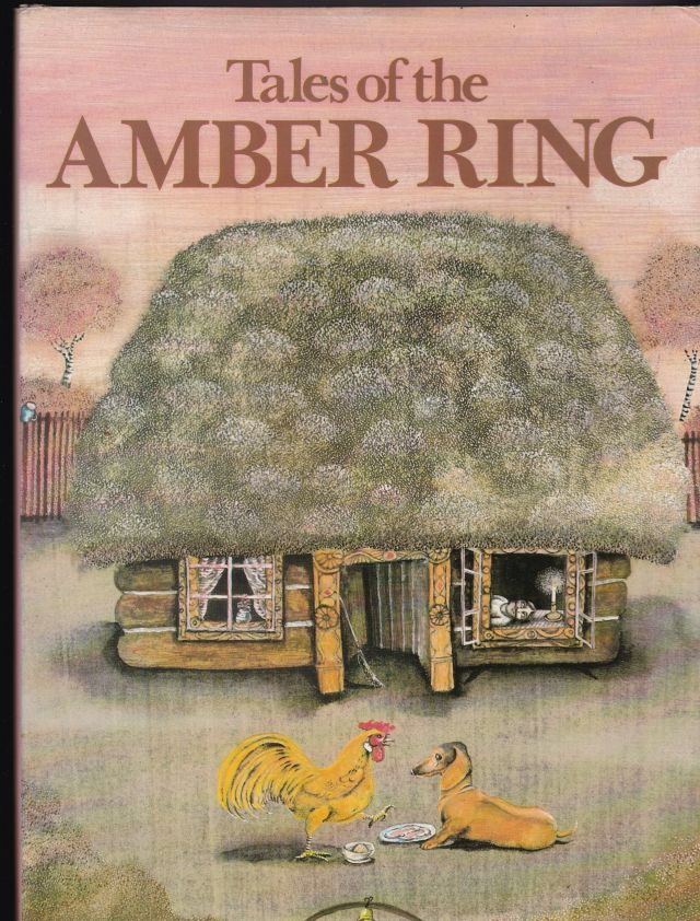 Image for Tales of the Amber Ring