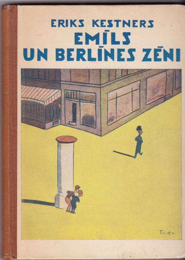 Image for Emils Un Berlines Zeni  Romans Berniem