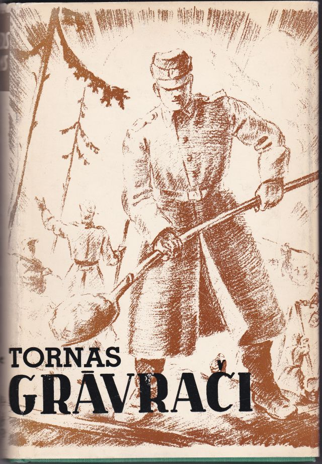 Image for Tornas Gravraci -Romans