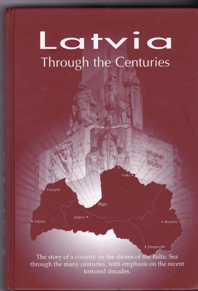 Image for Latvia Through the Centuries