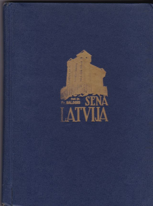 Image for Sena Latvija