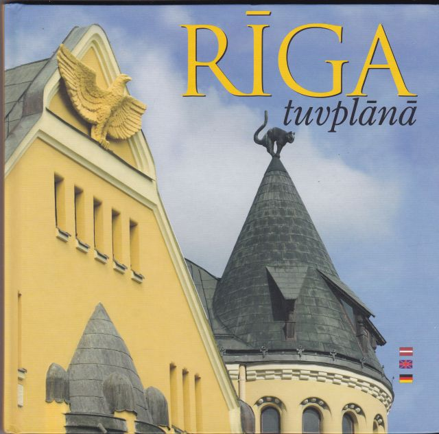 Image for Riga Tuvplana Riga in Cose Up  Riga Im Detail