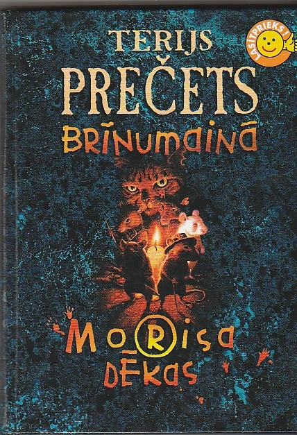Image for Brinumaina Morisa Dekas   (The Amazing Morris And His Educated Rodents)