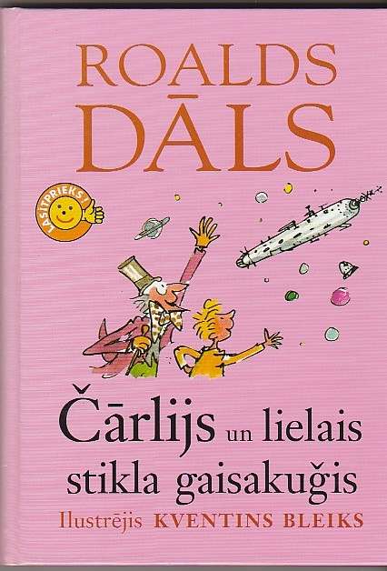 Image for Carlijs Un Lielais Stikla gaisa Kugis ( Charly And The Great Glass Elevator)