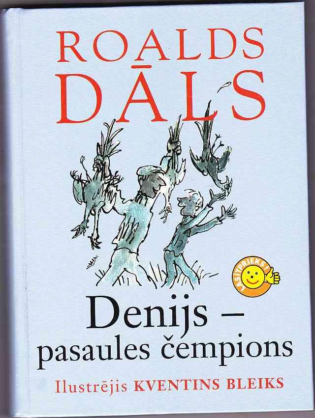 Image for Denijs - Pasaules Cempions  ( Danny The Champion of the World )