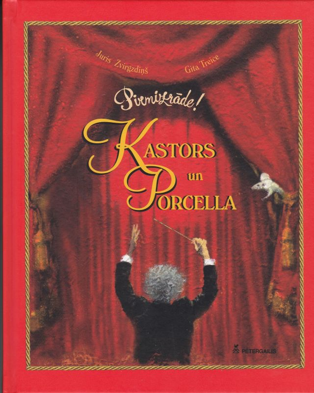 Image for Kastors Un Porcella