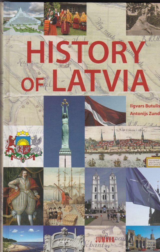 Image for History Of Latvia