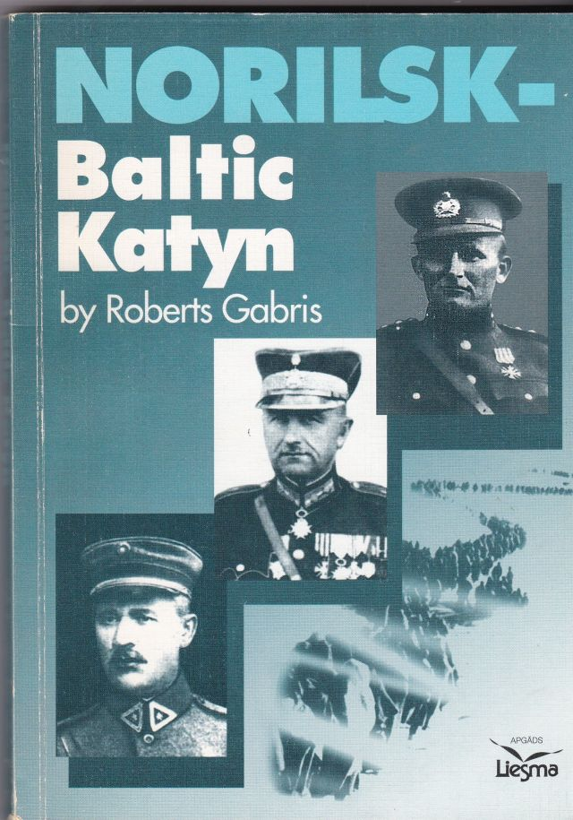 Image for Norilsk - Baltic Katyn