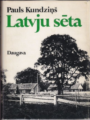 Image for Latvju Seta  (The Latvian Farmstead)