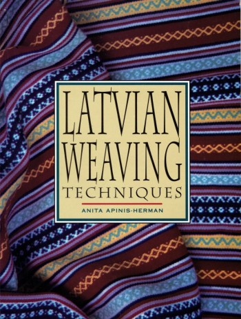 Image for Latvian Weaving Techniques