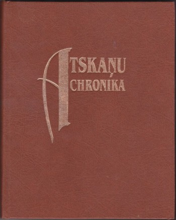 Image for Atskanu Chronika