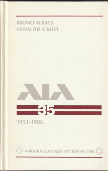 Image for ALA 35  1951-1986