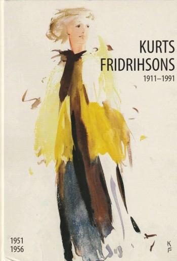 Image for Kurts  Fridrihsons 1911-1991