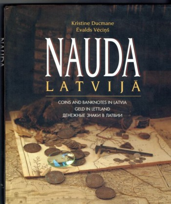Image for Nauda Latvija  Coins And Banknotes In Latvia  Geldt in Lettland
