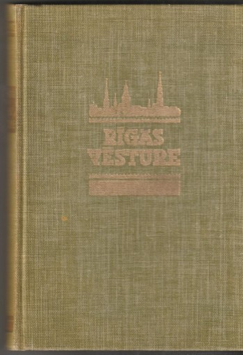 Image for Rigas Vesture