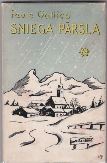 Image for Sniega Parsla  (The Snowflake )