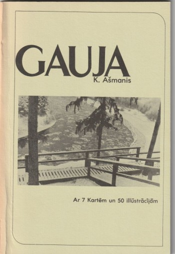 Image for Gauja  Ar 7. Kartem Un 50 Illustracijam