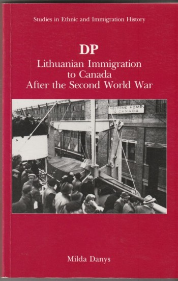 Image for DP Lithuanian Immigration To Canada After The Second World War