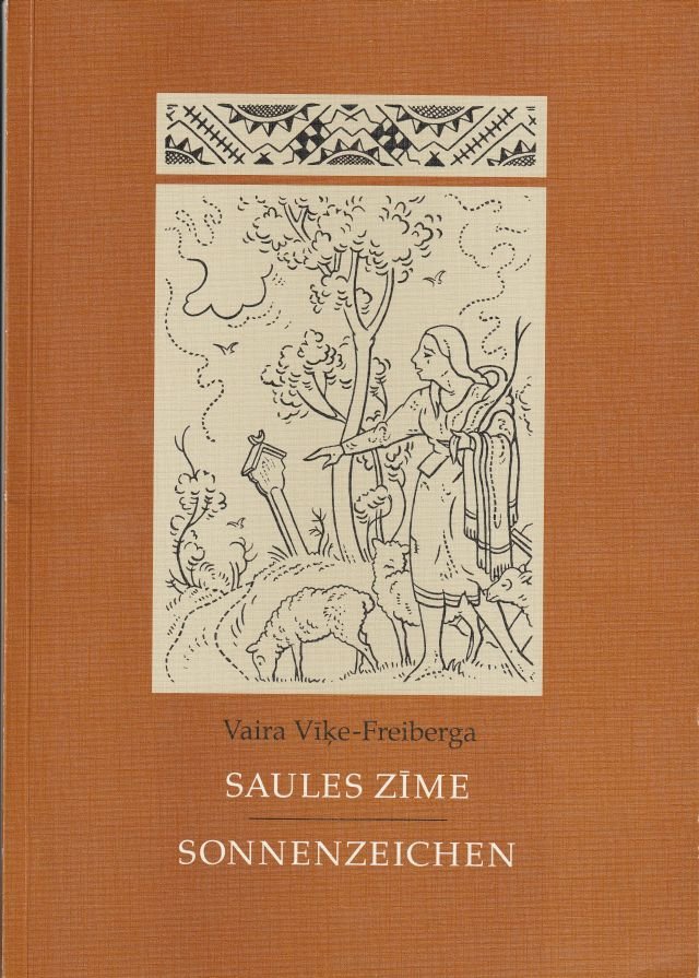Image for Saules Zime  Sonnenzeichen