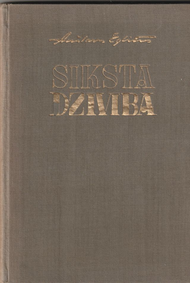 Image for Siksta, Dziviba