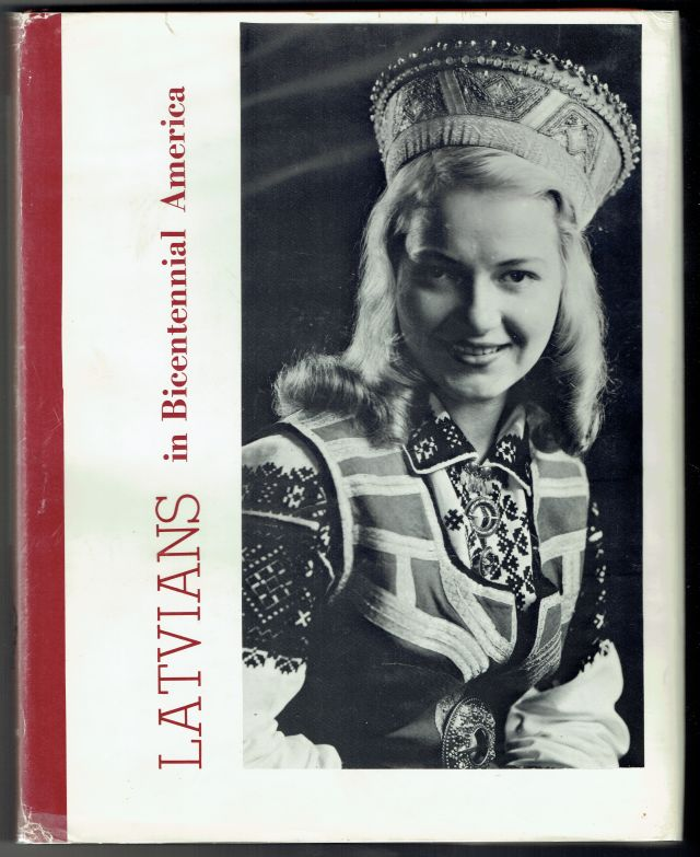 Image for Latvians in Bicentennial America
