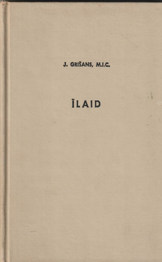 Image for Ilaid