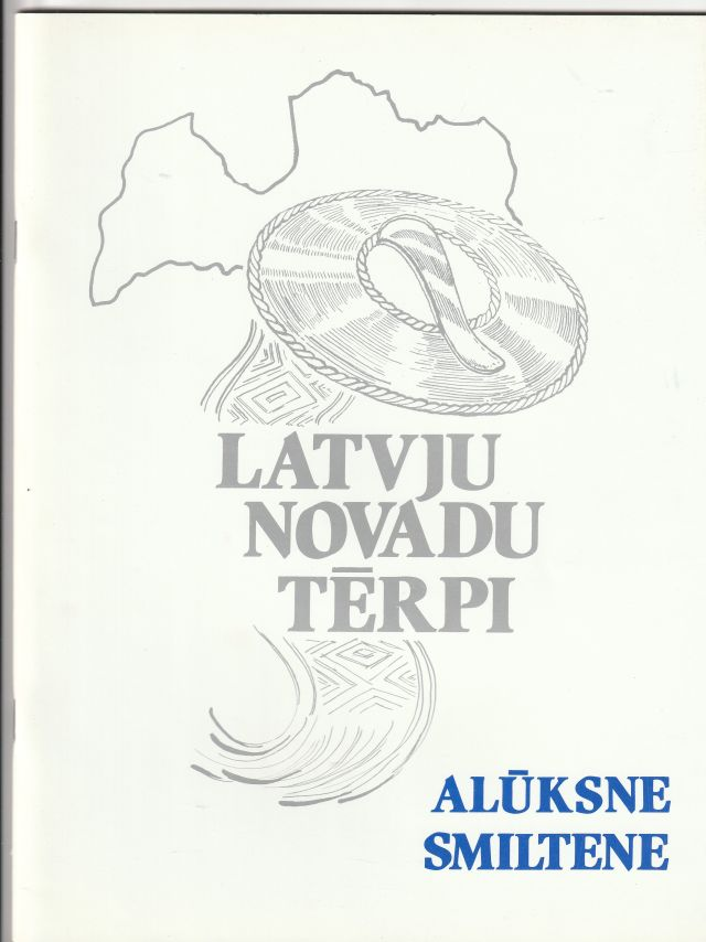Image for Latvju Novadu Terpi   Aluksne  Smiltene