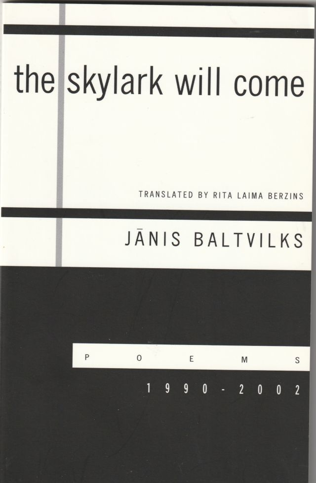 Image for The Skylark Will Come