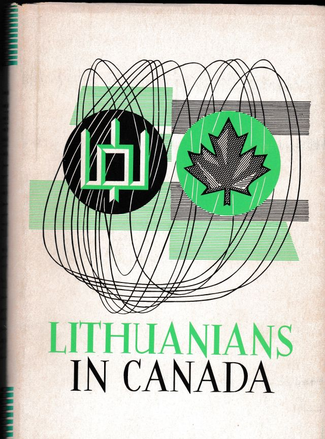 Image for Lithuanians In Canada  Canada Ethnica V
