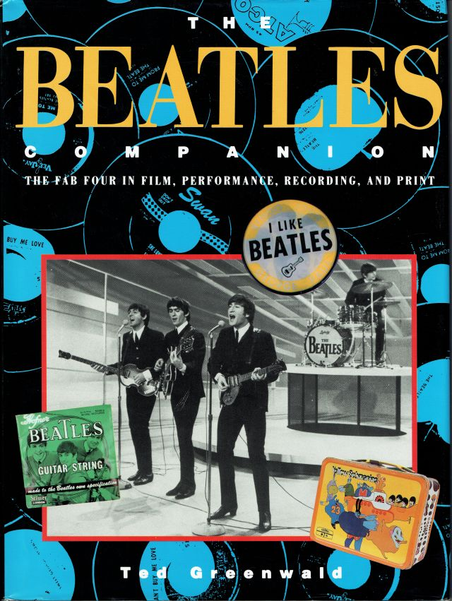 Image for The Beatles Companion  The Fab Four In Film, Performance, Recording, And Print